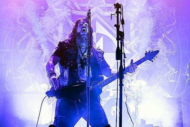 Machine Head in der Freiburger Sick-Arena