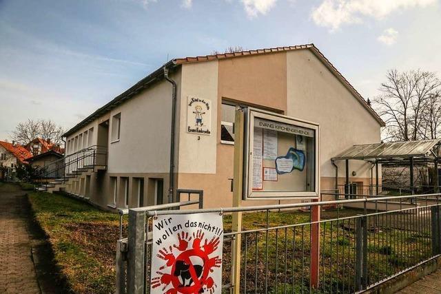Die evangelische Gemeinde sucht eine neue Heimat