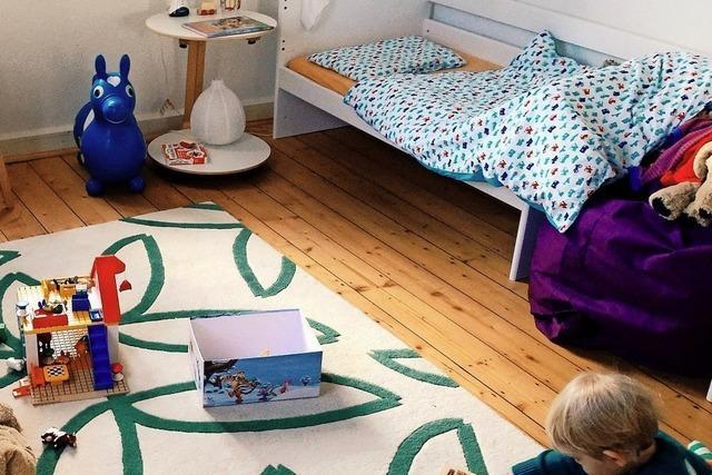 Sicherheit im Kinderzimmer