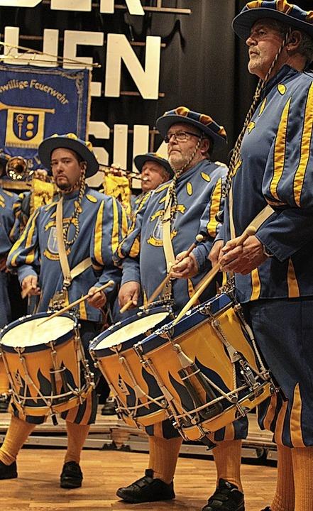 Trommler aus Ubstadt-Weiher  | Foto: Annika Sindlinger