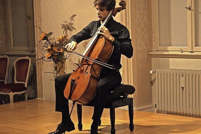Ein Cellist entdeckt die Vollkommenheit neu