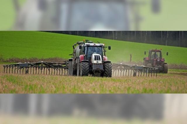 Per Gütesiegel auf die Felder?