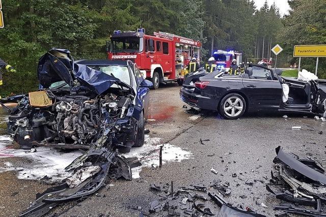 Drei Personen verletzt
