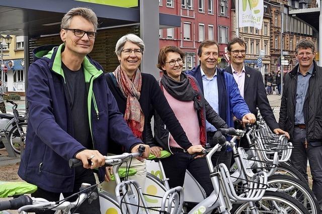 Neue Mobilität für ländlichen Raum