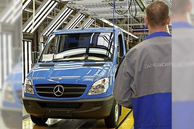 Wieder Abgas-Manipulation bei Daimler?