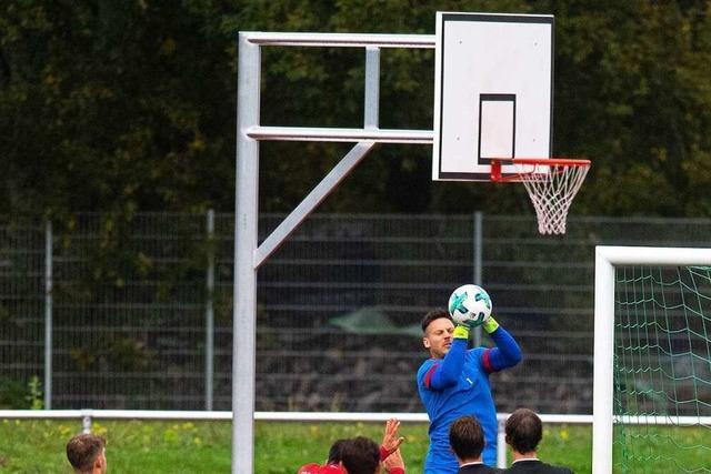Aufsteiger SV Grafenhausen überrascht den SV Aasen