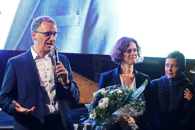 Markus Ibert gewinnt mit einer deutlichen Mehrheit