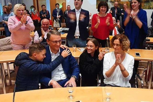 Fotos: Impressionen von der Oberbürgermeisterwahl in Lahr