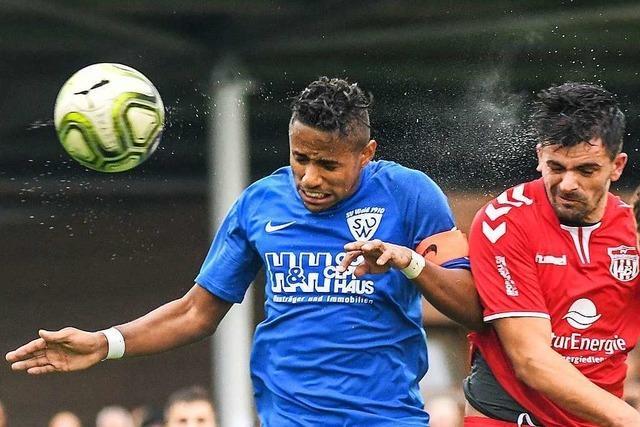 FV Lörrach-Brombach schlägt SV Weil im Derby vor 900 Fans