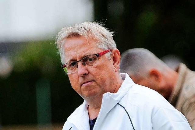 Dirk Rudhart, SV Diersburg: