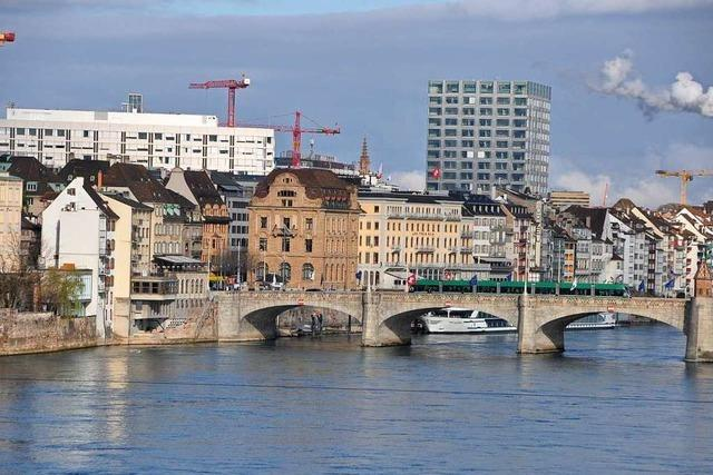 Basel-Stadt ist der attraktivste Wirtschaftsstandort in der Schweiz