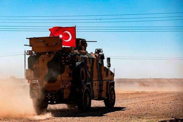 Keine US-Unterstützung für türkische Offensive in Nordsyrien