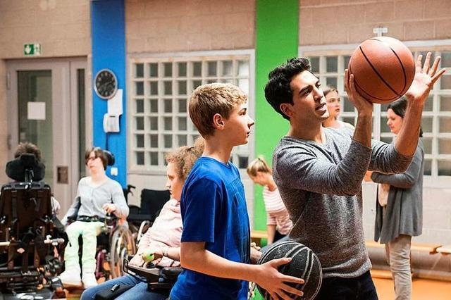 In Lörrach gibt es Kino für und über Menschen mit Behinderungen