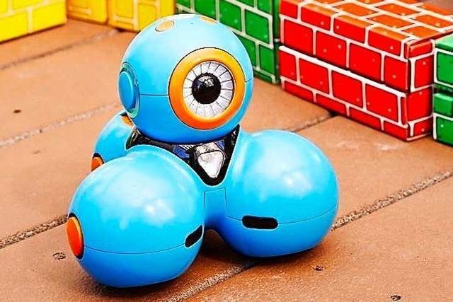 Die Roboter kommen