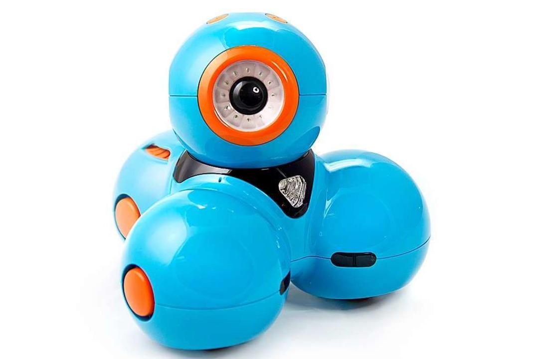 Gestatten? Ich bin Dash – ein Lernroboter.  | Foto: Wonder Workshop