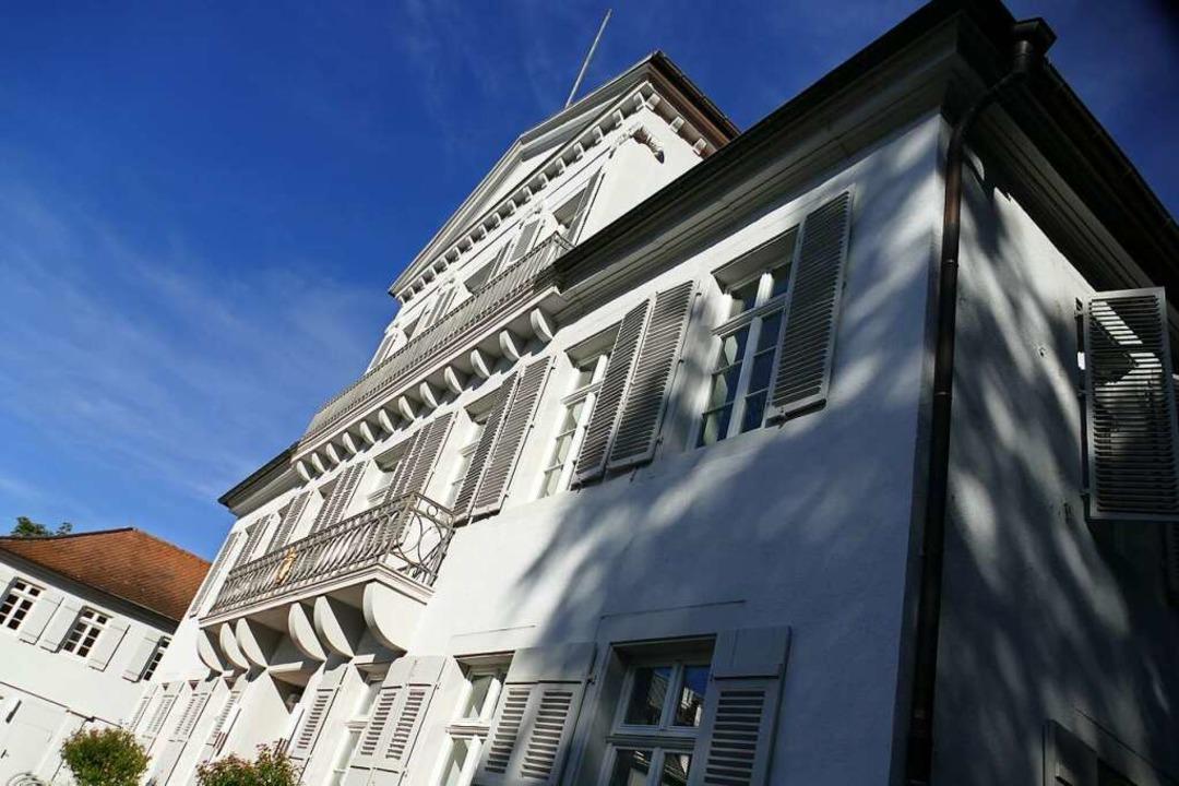 Das Lahrer Rathaus, Dienstsitz des Oberbürgermeisters  | Foto: Christian Kramberg