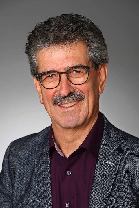 Eberhard Roth  | Foto: Oliver Wernert [o]77933 Lahr