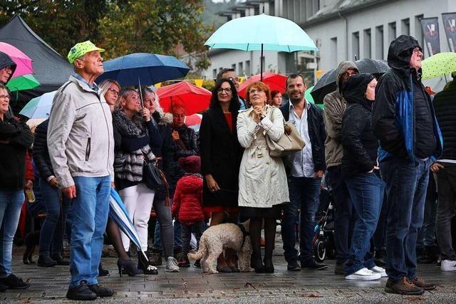 Was am Rande der Oberbürgermeisterwahl in Lahr passiert ist