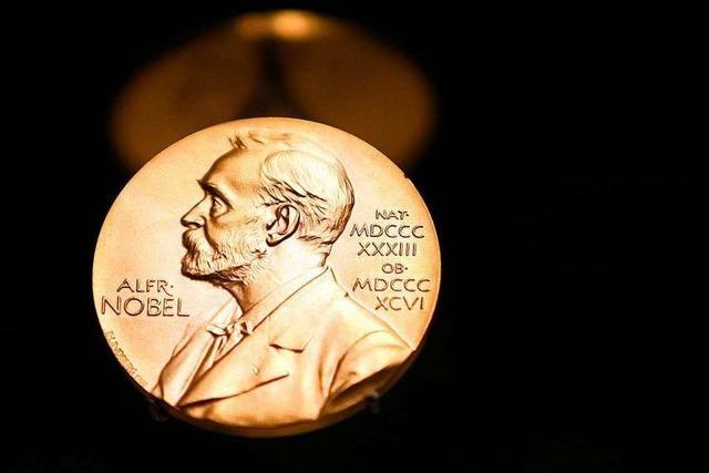 Medizinnobelpreis geht an US-Forscher Kaelin und Semenza und Briten Ratcliffe