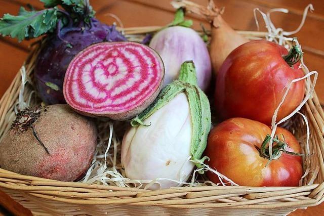 Vereinte Nationen zeichnen Retter alter Gemüsesorten aus