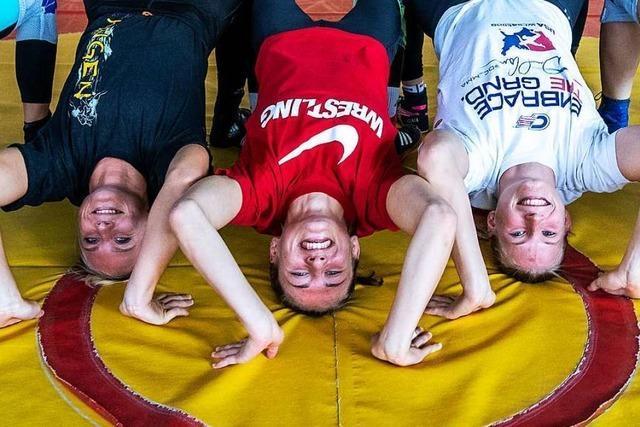 Elena Brugger aus Lörrach kämpft um ein Olympia-Ticket