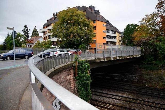 Aufwändige Arbeit am Nadelöhr: Zähringerbrücke wird 2020 saniert