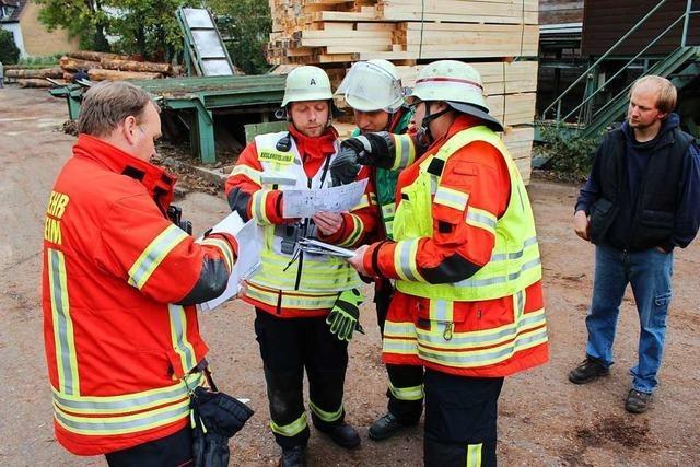 Architekt Lothar Wolf erhält Auftrag für Anbau des Gottenheimer Feuerwehrgerätehauses