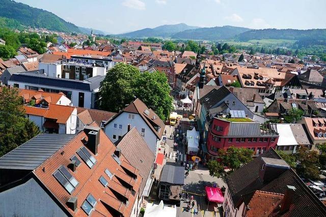 Waldkirch braucht zukünftig 1350 Wohnungen mehr