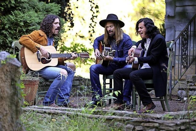 Trio High South gibt Konzert in Bonndorf-Wellendingen