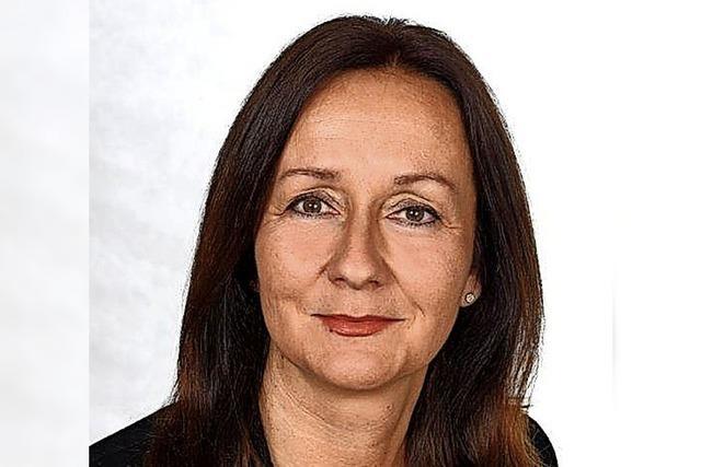 Neue Sprecherin für die CDU