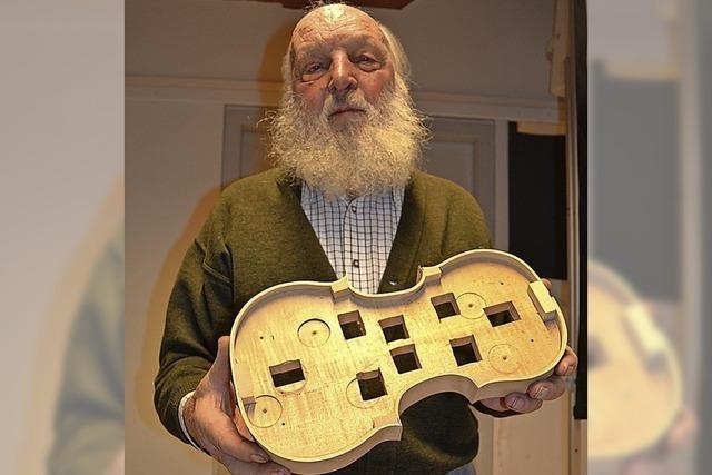Berühmter Geigenbauer