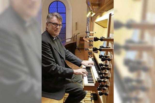 Organist Reymaier trifft Geschmack des Publikums