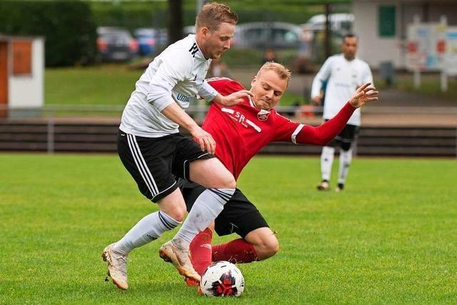 FC Wehr düpiert TuS Kleines Wiesental im Gipfeltreffen