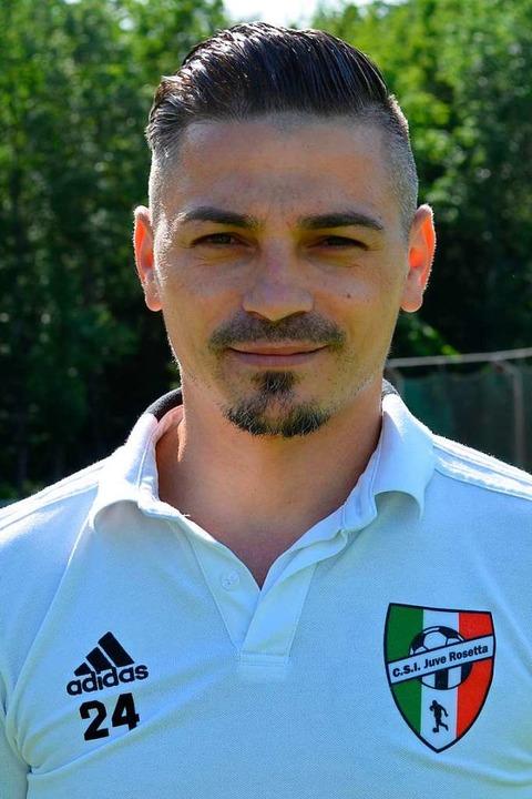 0:2 nach zwei Minuten: C.S.I.-Trainer Salvatore Spano   | Foto: FuPa