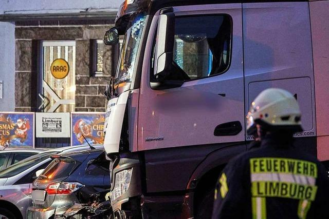 Ermittler sehen in Limburg bisher keine Hinweise auf Terror