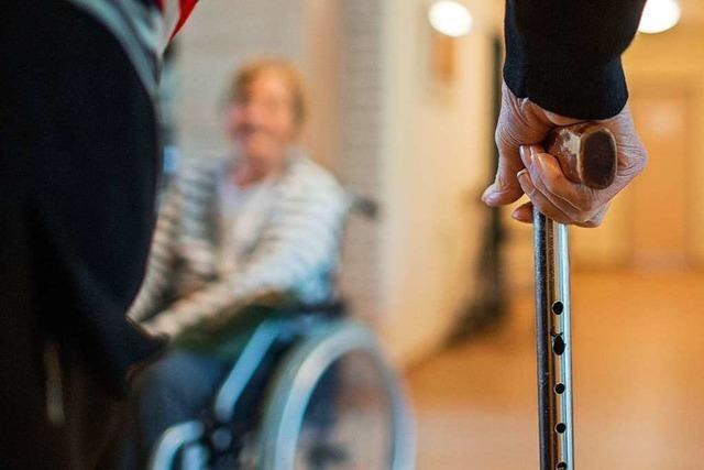 Angehörige von Demenzkranken brauchen viel Geduld – auch mit sich selbst