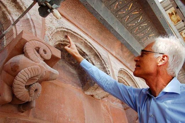 Mehr als 60 Kirchenbaumeister treffen sich in Basel