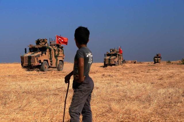 Türkei vor Einmarsch in Nordsyrien – Kurden warnen: