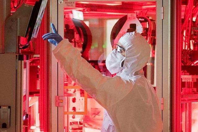 Ministerium sieht keine Fehler bei Standort-Vergabe für Batterieforschungsfabrik
