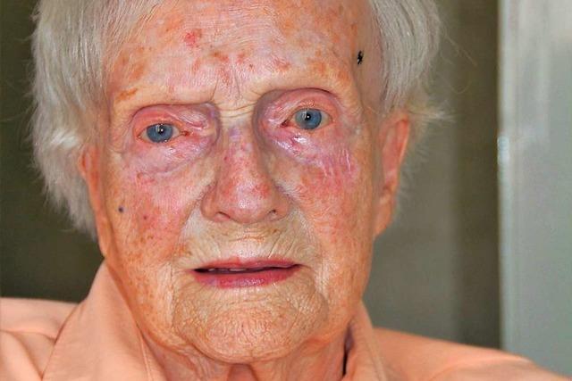Heitersheims älteste Einwohnerin ist mit 100 Jahren gestorben