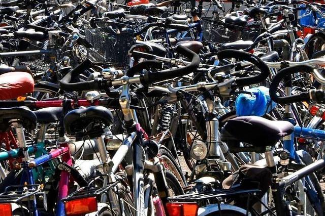 Freiburger Stadtverwaltung lässt Fahrräder an Haltestellen kostenpflichtig entfernen