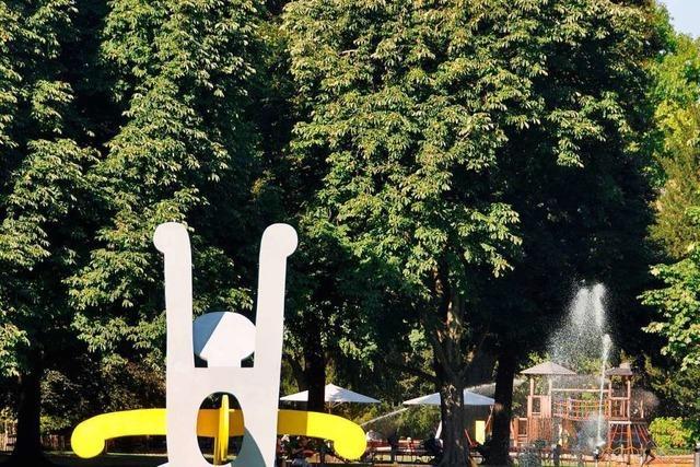 Die Stadtgärtnerei ersetzt in Basel über den Winter 241 Bäume