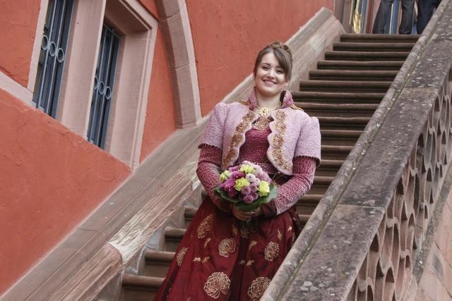 Lorena I. heißt die neue Lahrer Chrysanthemenkönigin