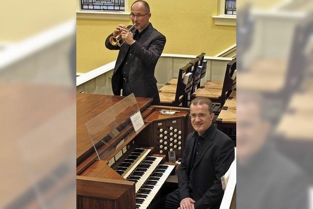 Bernhard Münchbach und Thomas Strauß präsentieren Mussorgskys