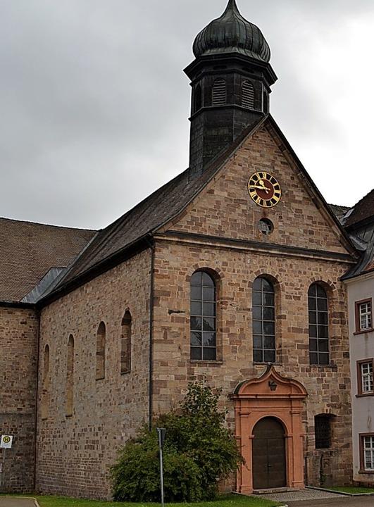 Die ehemalige Klosterkirche in Friedweiler  ist stark sanierungsbedürftig.   | Foto: Liane Schilling