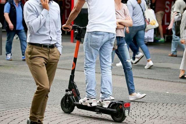 ADAC: Jeder zweite E-Scooter-Fahrer in Stuttgart bricht Regeln