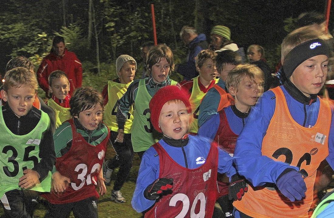 Bereits zum 20. Mal lädt der Skiclub f... zum nächtlichen Lauf auf dem Lipple.     Foto: Rolf-Dieter Kanmacher
