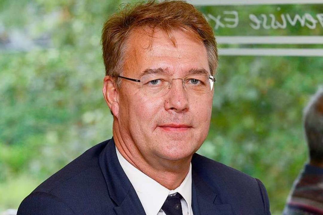 Gunther Adler, Geschäftsführer der Aut...keit fällt: den geplanten Stadttunnel.  | Foto: Ingo Schneider