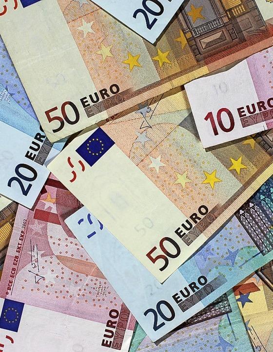 Manches kostet eben ein paar Euro.    Foto: Jens Wolf