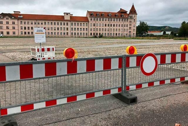 Warum tut sich noch nichts auf dem Conrad-Areal in Lörrach?